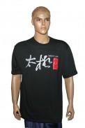黑色太极中国T恤衫限量抢购!