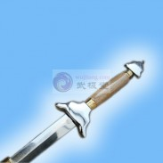 平脊不锈钢太极 剑送剑套+剑穗