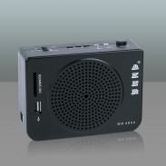 更加先进的太极拳教学专用扩音器 教学 导游腰包式扩音机 16W 插U盘SD卡FM收音