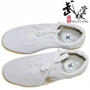 【已下架】夏季太极鞋 网眼功夫鞋 轻便透气 高档超纤材质 牛筋底