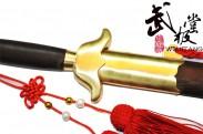 正品沈广隆纯手工精品太极剑-少量供货【百年老字号】