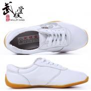软牛皮太极鞋 练功鞋 武术鞋  牛筋底【三清太极云】【已下架】