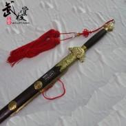 沈广隆太极剑 不锈钢标准太极剑 晨练太极剑 龙泉宝剑 国家指定标准器械