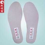 武极堂太极鞋垫防臭吸汗跑步运动鞋鞋垫男女足鞋垫 透气减震防臭